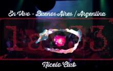 Ya no me amas en vivo Niceto club - Argentina